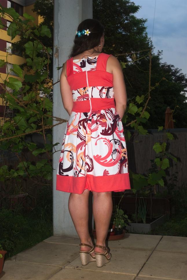 Sommerkleid 2.